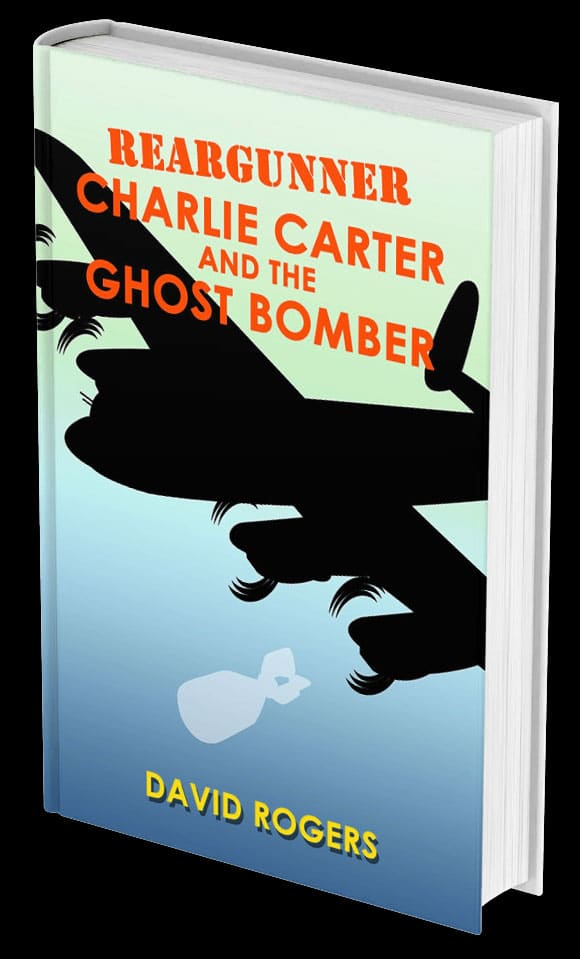 Reargunner Charlie Carter And The Ghost Bomber Cover